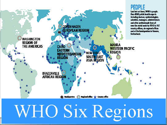WHO-6-regions